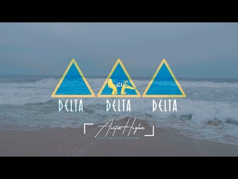 University of California, Irvine Tri Delta 2017
