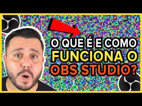 😍Como Transmitir AO VIVO/Stream com OBS( Open Broadcaster Software - Tutorial 2017)
