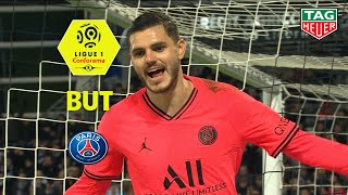 But Mauro ICARDI (74') / Amiens SC - Paris Saint-Germain (4-4)  (ASC-PARIS) / 2019-20
