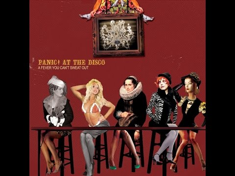 A Fever You Cant Sweat Out  Panic! At The Disco Full AlbumÁlbum Completo