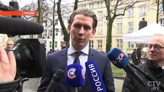 Миротворцы на Донбассе, мигранты в Европе, вопросы экономики: Мюнхенская конференция по безопасности