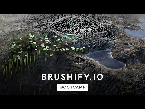 Brushify Bootcamp - Landscape Tessellation in Unreal Engine 4 [Free Tutorial] thumbnail