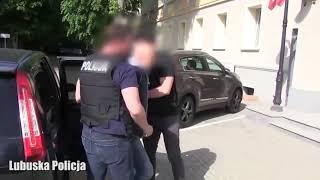 Lubuska Policja zatrzymała byłego komornika. Przywłaszczył niemal 3 mln zł
