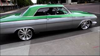 One Sick 62 - 1962 Chevrolet Impala - Stockton, California