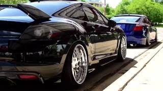 Finess and Fitment - Ivans Accord and Mikes Eclipse