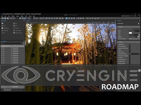 CryEngine in 2020 -- Roadmap Revealed