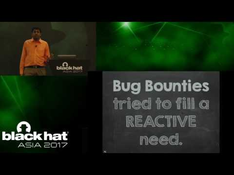 Black Hat Asia 2017 - Saumil Shah - The Seven Axioms of Security