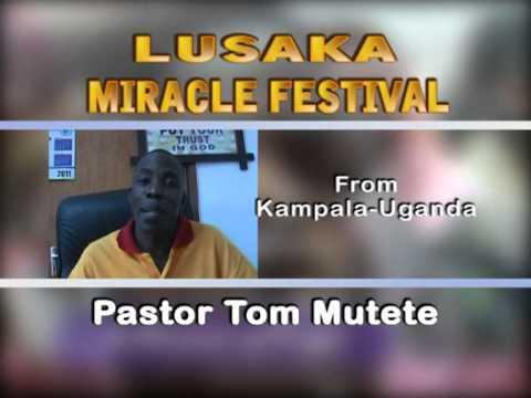 Lusaka mission Advert 2011