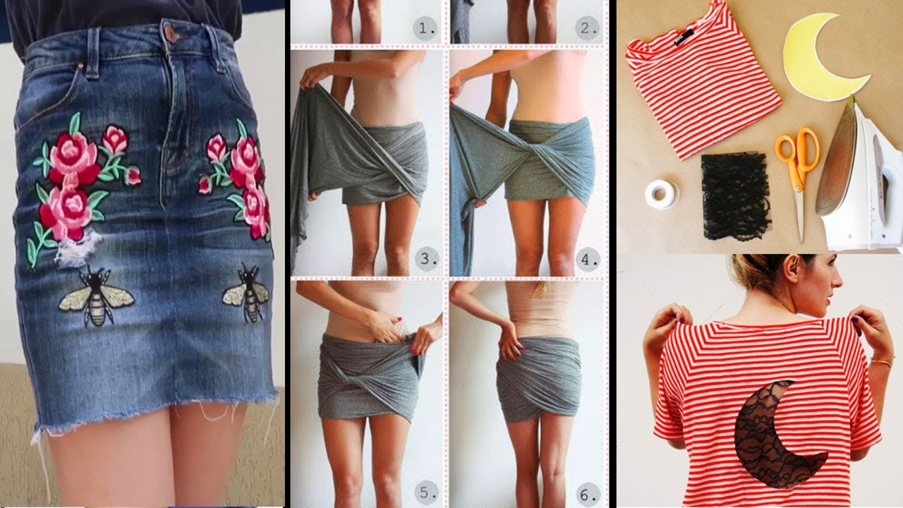DIY Clothes Life Hacks Tutorials That Will Make Your Life ...