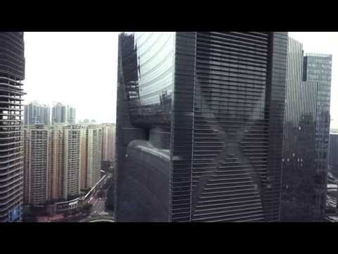 CoxGomyl Building Access Solutions - Pearl River Tower, Guangzhou, China