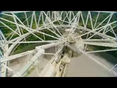 Radio Telescope Biggest Ear in the World - Most of Our Universe is Missing - Horizon - BBC