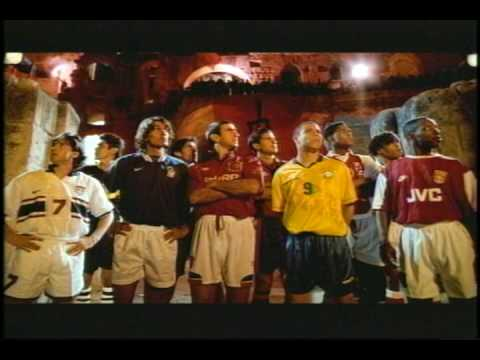 Nike Soccer- Good vs Evil 90 Seconds Super High Quality Soccer Commercial