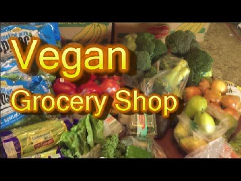 Vegan Bodybuilding Grocery Shop 150$