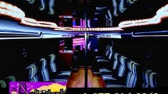 Lafayette Limo Party Bus Rental Limousine