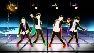 Just Dance 4 What Makes You Beautiful One Direction 5 Stars