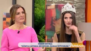 Özlem Denizmen'le Kadınca - 8. Bölüm | Best Model Of Turkey - Gizem Kayalı
