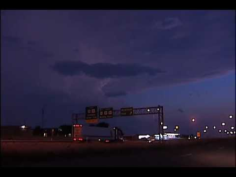Wichita Falls Lightning Storm