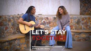 Let's Stay Together - Al Green (#Reggae #Cover by Obie Obien)