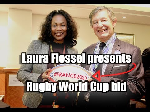 French delegation submits bid to host Rugby World Cup 2023