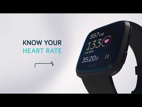 Fitbit Versa – Live Your Best Life