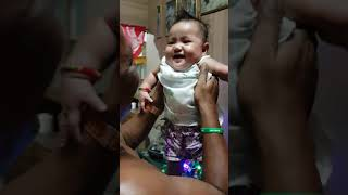 Funny baby..