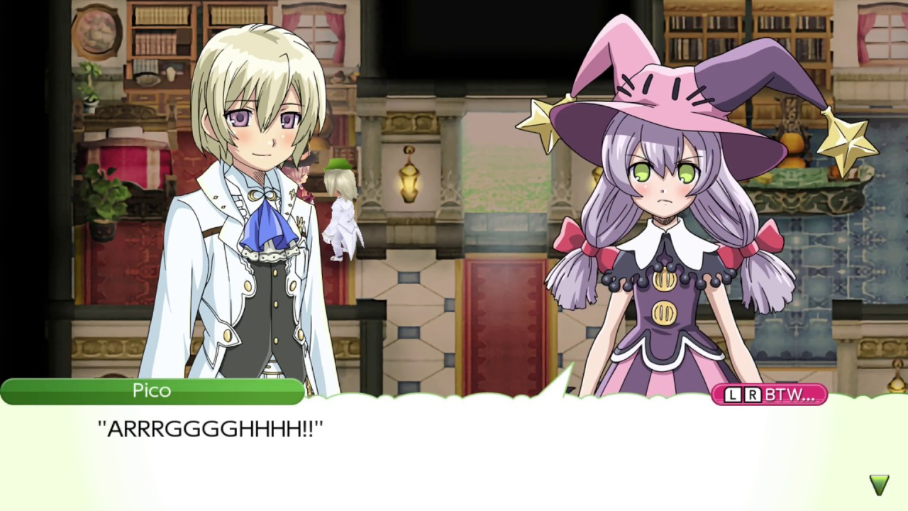 Clorica and Dolce Hangout - Rune Factory 4 Special - YouTube