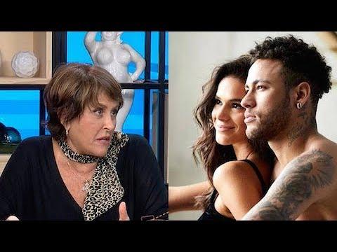 """Márcia Fernandes faz previsão sobre Bruna Marquezine e Neymar e garante: """"Ainda existe amor"""""""