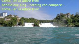 Behold Our God {with lyrics} - //Jonathan Baird, Meghan Baird, Ryan Baird, Stephen Altrogge\\