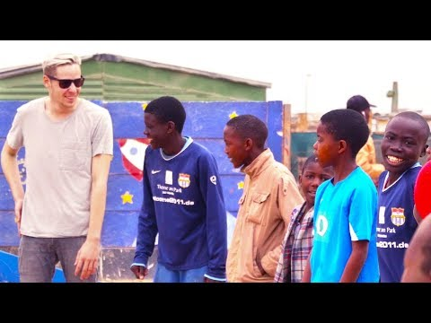 An diese KINDER gingen EURE 12.000€ SPENDEN! [NAMIBIA Charity Projekt]