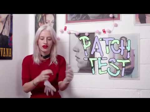HOW TO USE BLEACH LONDON: STRAND AND PATCH TESTS
