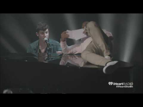 Shawn Mendes - iHeartRadio World Premiere Event - (3/6/2016)