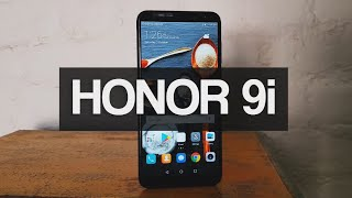 Honor 9i First Impressions