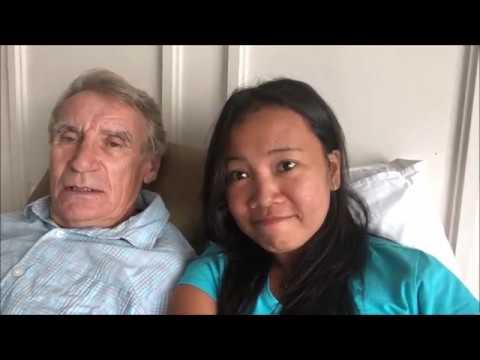 Foreigner seeking filipina