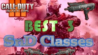 BEST 3 SnD Classes for B03!  -  The BEST B03 Search and Destroy Class Setups