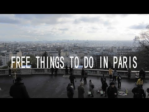 NON CLICHE AND FREE THINGS TO DO IN PARIS (OFF THE BEATEN PATH)