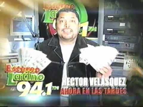KLNO 94.1 Hector Velasquez