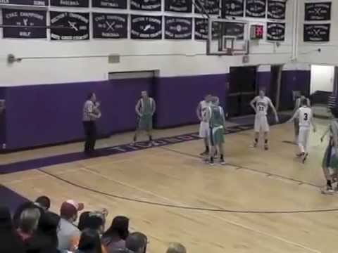 Ticonderoga - Seton Catholic Varsity Boys  2-6-13