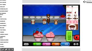 Papa's Cupcakeria   Unblocked Games 66  Episode 3 Part 2/2