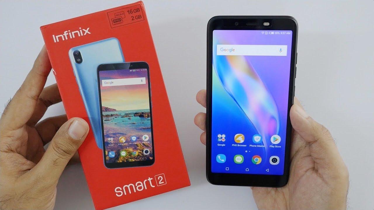 Infinix Smart 2 - dual 4G volte mobile @5999   DesiDime