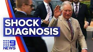 Coronavirus: Prince Charles Diagnosed With Virus   Nine News Australia