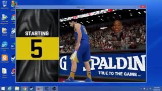 NBA 2K16 PC MyCareer VC Hack!