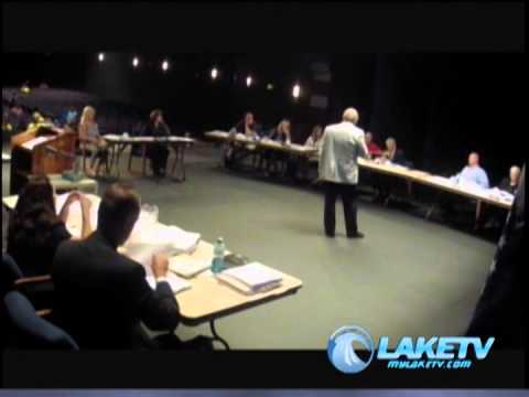 Public hearing for Camdenton Middle School Principal Sean Kirksey, Part 2