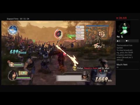 Samurai Warriors : Spirit of Sanada Summer Campaign Walkthrough