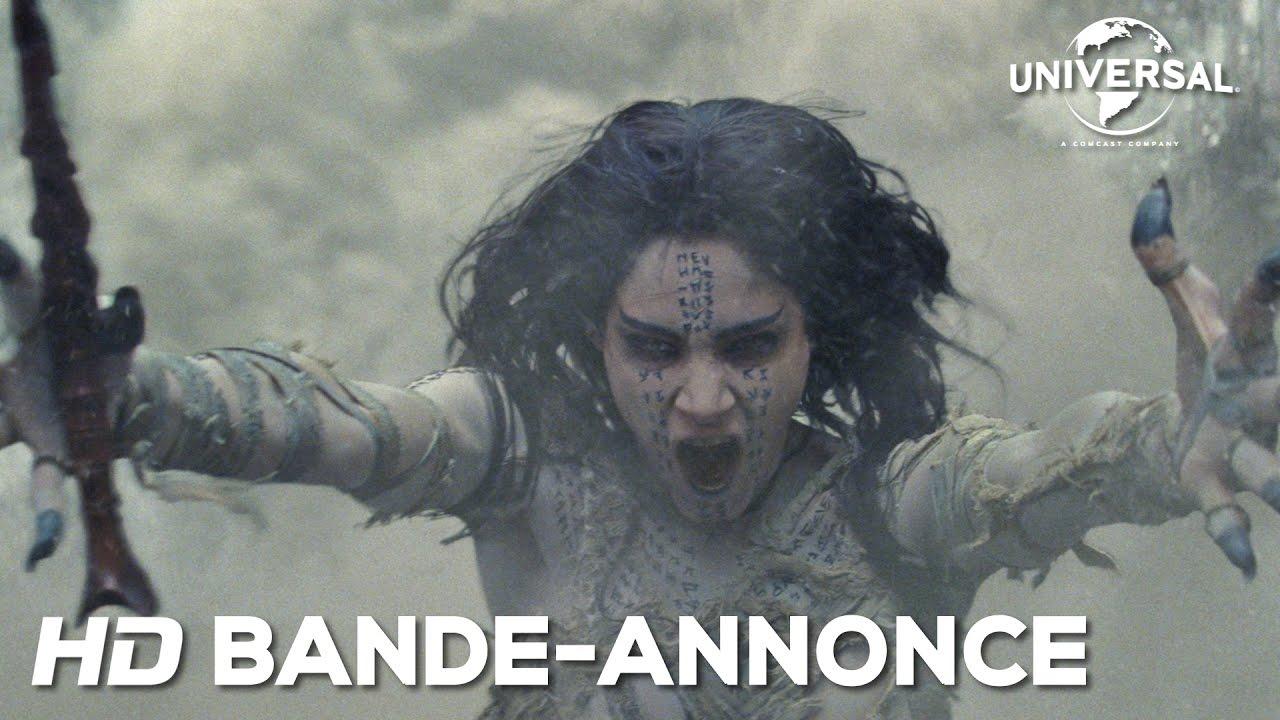 La Momie / Bande-annonce officielle 2 VOST [Au cinéma le 14 juin]
