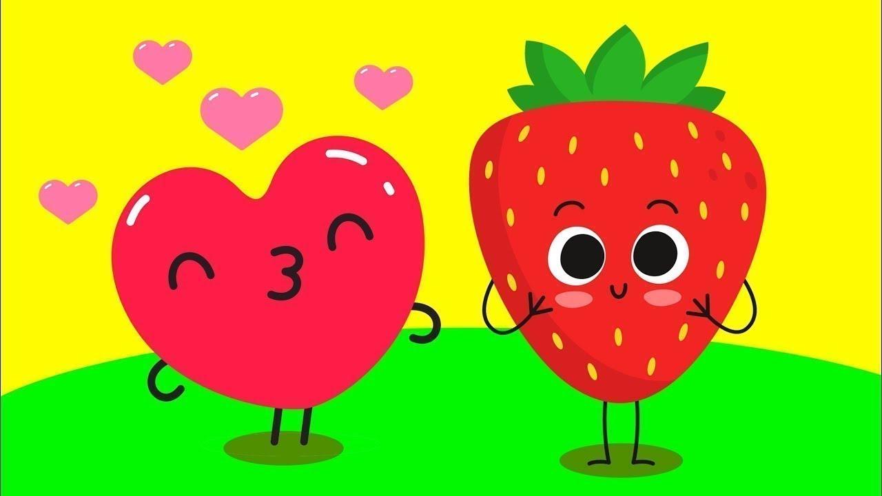 Çileği Seviyorsan Alkışla | Meyveleri Öğreten Çocuk Şarkısı