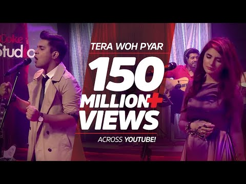 Coke Studio Season 9  Tera Woh Pyar  Momina Mustehsan & Asim Azhar