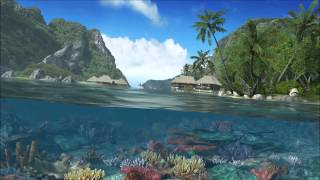 Caribbean Islands 3d Screensaver