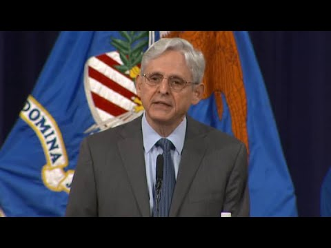 Merrick Garland pledges to enforce voting rights protection