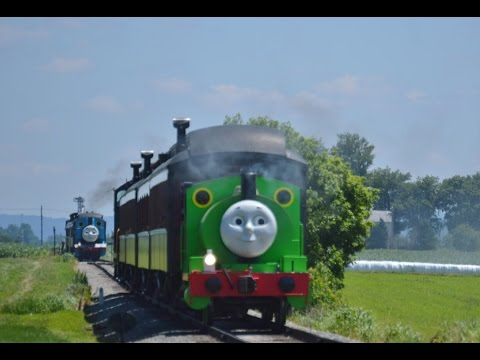 Thomas the Tank Engine, Percy and the Strasburg Railroad 2015