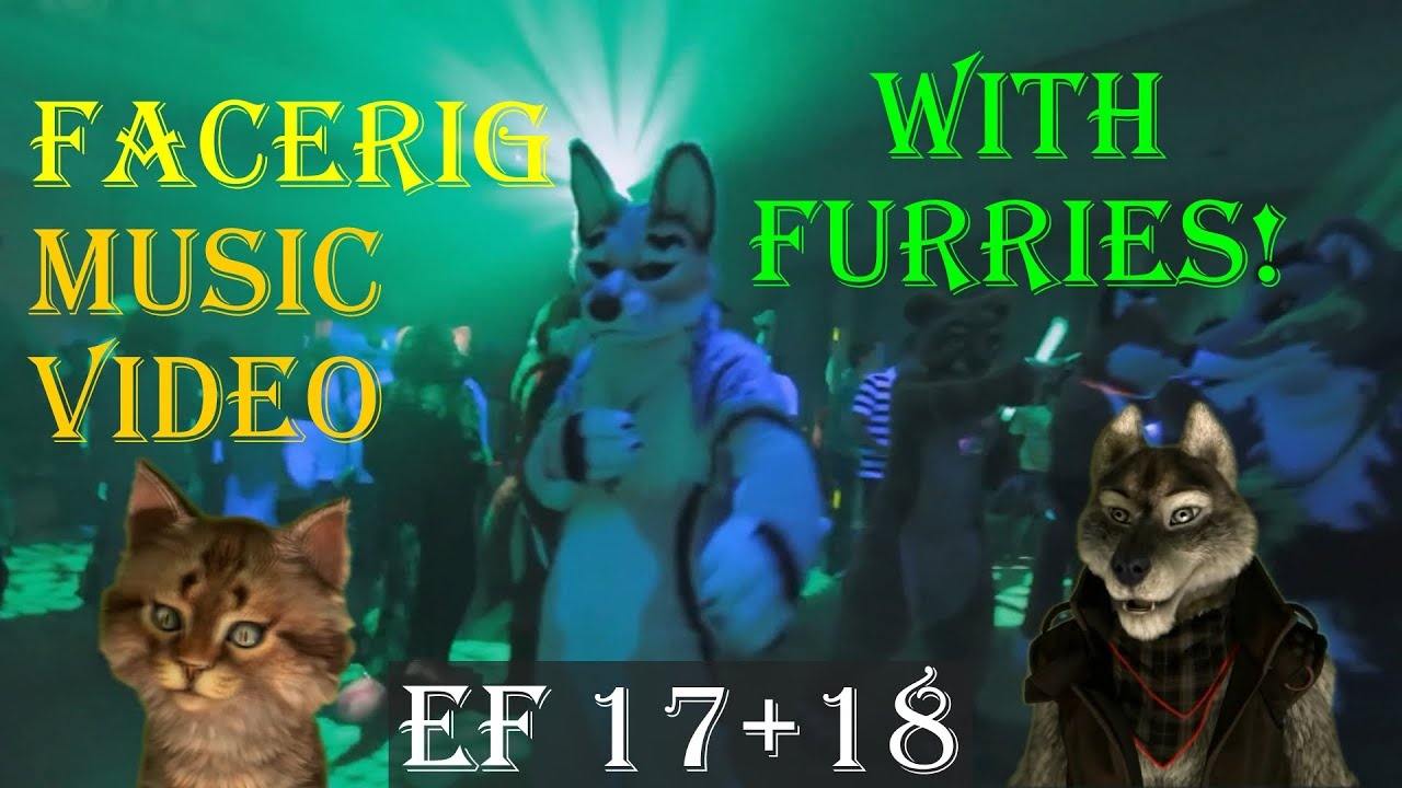 facerig music video furry i need you on the floor